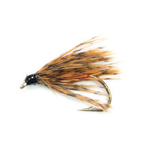 Partridge & Orange Trout & Grayling Wet Fly fishing flies by Dragonflies