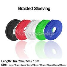 4-30mm Expanding Braided Cable Wire Harness Sheathing Sleeve Sleeving Harnessing