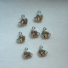 5 or 10  TIBETAN SILVER ASSORTED WINE THEMED CHARMS # JEWELLERY MAKING /CRAFTS