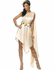 Ladies Fever Greek Grecian Goddess Roman Venus Toga Fancy Dress Costume