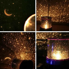Romantic Kids Gift Sky Star LED Starry Night light Cosmos Master Projector Lamp