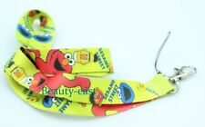 Wholesale Sesame Street Lanyard For Mobile Phone Id Card Keychain Holder H87