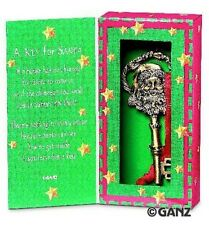 A Key for Santa Ornament, when your house has no Chimney by Ganz EX3120