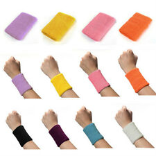Wristbands Wrist band Sweatbands Sweat Band for Sport Tennis Badminton