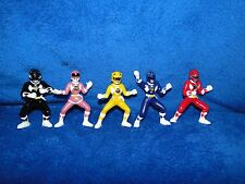 NEW VINTAGE MIGHTY MORPHIN POWER RANGERS FROM SABAN,