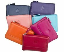 Prime Hide Soft Leather Coin Purse Great choice- colourful Coin Purses style 760