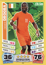 Match Attax World Cup 2014 Ivory Coast Japan Mexico Netherlands Pick from List