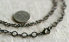 Round And Eight link Necklace Chain Antique Copper Chain Necklace cn165 PICK