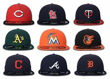 New Era 59FIFTY - MLB Road Collection  - Fitted Hats and Caps