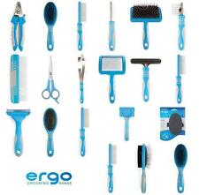 Ancol Ergo Full Dog Grooming Range, Brushes, Combs, Slickers, Rakes, Nail Clips