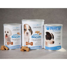PetLac Puppy Milk Replacement and Teething Biscuits