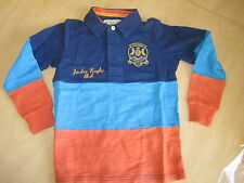 JOULES Menaces Rugby Shirt Age 6 7 9-10 & 11 - 12 RRP £34.95 Free UK P&P
