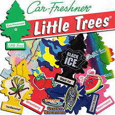 6pk Little Trees Air Fresheners Hanging Car Auto Home Office Room Fresher Mirror