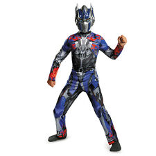 Transformers 4 Age of Extinction Optimus Prime Classic Child Costume 73509