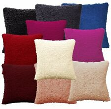 10+Color Curly Fleece Material Faux Sheep Skin Style Cushion Cover/Pillow Case