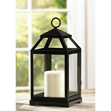 CONTEMPORARY CANDLE LANTERNS IN VARIOUS COLORS - SEE DESCRIPTION