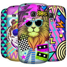 HEAD TO THE 80S SNAP-ON BACK COVER FOR SAMSUNG GALAXY S3 III MINI I8190
