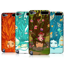 HEAD CASE GODDESSES OF ELEMENTS SNAP-ON BACK COVER APPLE iPOD TOUCH 5G 5TH GEN