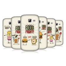 HEAD CASE THIS IS FOOD FIGHT BACK COVER FOR SAMSUNG GALAXY TREND II DUOS S7572