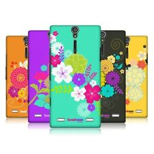 HEAD CASE KIMONO FASHION SNAP-ON BACK COVER FOR SONY XPERIA S LT26i