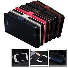 Oracle Lines Case Cover With Credit Card Wallet Holster fit for iPhone 5C CNOG