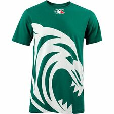Canterbury Leicester Tigers Lifestyle Graphic T-Shirt. Size Small-2XL