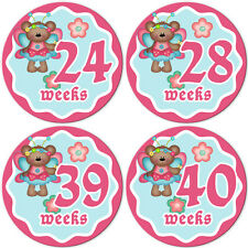Unisex Just Born, Monthly Baby Milestone, Pregnancy, 12, 24 Month Stickers #020