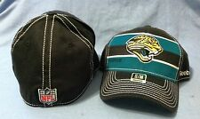 JACKSONVILLE JAGUARS MULTI COLORS PRO SHAPE FLEX FIT NFL APPAREL CAP BY REEBOK