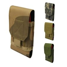 Universal Army Combat Travel Utility Velcro Belt Pouch Bum Mobile Phone Bag