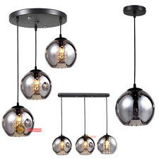 Modern Glass ball Crystal Chandelier Ceiling Light Pendant Lamp Lighting 0618