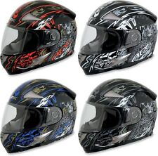 AFX FX-90 FX90 Shade Full Face Helmet