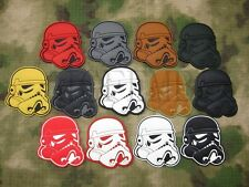 STAR WARS Legion Imperial STORM TROOPER Logo Military 3D PVC Patch