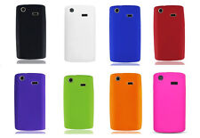 Silicone Gel Cover Case for Samsung Captivate Galaxy S SGH-i897 SGH-I896 Phone