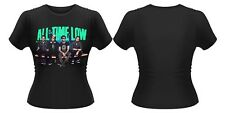 All Time Low - Bench Press (NEW LADIES T-SHIRT)