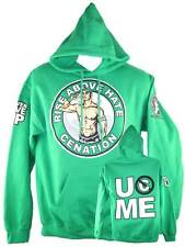John Cena Salute the Cenation Green Pullover Hoody Sweatshirt New