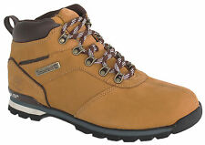 Timberland Splitrock 2 Wheat Mens Boys Hiking Leather Boots (6820R D36)