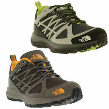 The North Face Litewave Gore-Tex Mens Lace Up Walking Shoes Sizes UK 7 - 12