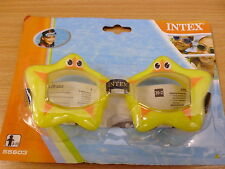 Intex Fun Goggle For Boys Girls Kids Sea Creature Seven Designs Available