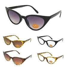 VTG 50s/60s Style Pointed Cats Eye Sunglasses Retro Rockabilly Glasses