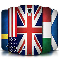 STUFF4 Back Case/Cover/Skin for Samsung Galaxy S4/SIV/Flags