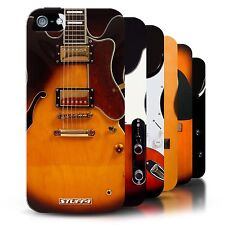 STUFF4 Back Case/Cover/Skin for Apple iPhone 5/5S/Guitar
