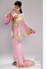 Chinese Traditional Womens Clothing Fairy loaded show Costume dresses skirt