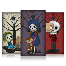 HEAD CASE SKULL KIDS SNAP-ON BACK COVER FOR NOKIA X