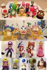 "Super Mario 5"" (12cm) Figure Collection - Your Choice of 32 Poseable Characters"