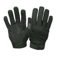 Street Shield Police Cut Resistant Lined Gloves in Black