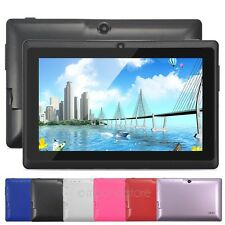 """Multi-Color 7"""" A23 Dual Core Cameras 1.5GHz 8GB Android 4.4 WIFI Tablet PC OTG"""