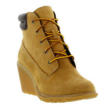 Timberland Earthkeeper Amston 6 Inch Boot Womens Wedge Shoes Sizes UK 4 - 8