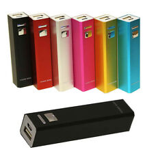2600mAh Power Bank Portable Battery Charger Backup For Mobile Cell Phone