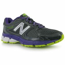 New Balance Womens Ladies Balance W680v2 Lace Up Trainers Sports Running Shoes
