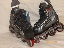 New Bauer XR3  junior roller hockey skates